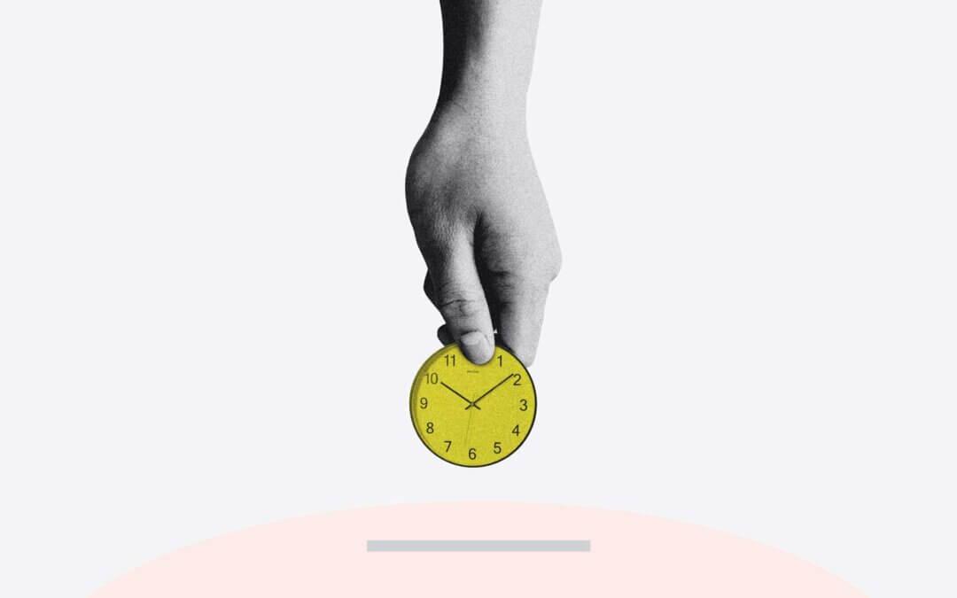 Time Is Money. Even When It Feels Like It's Not…