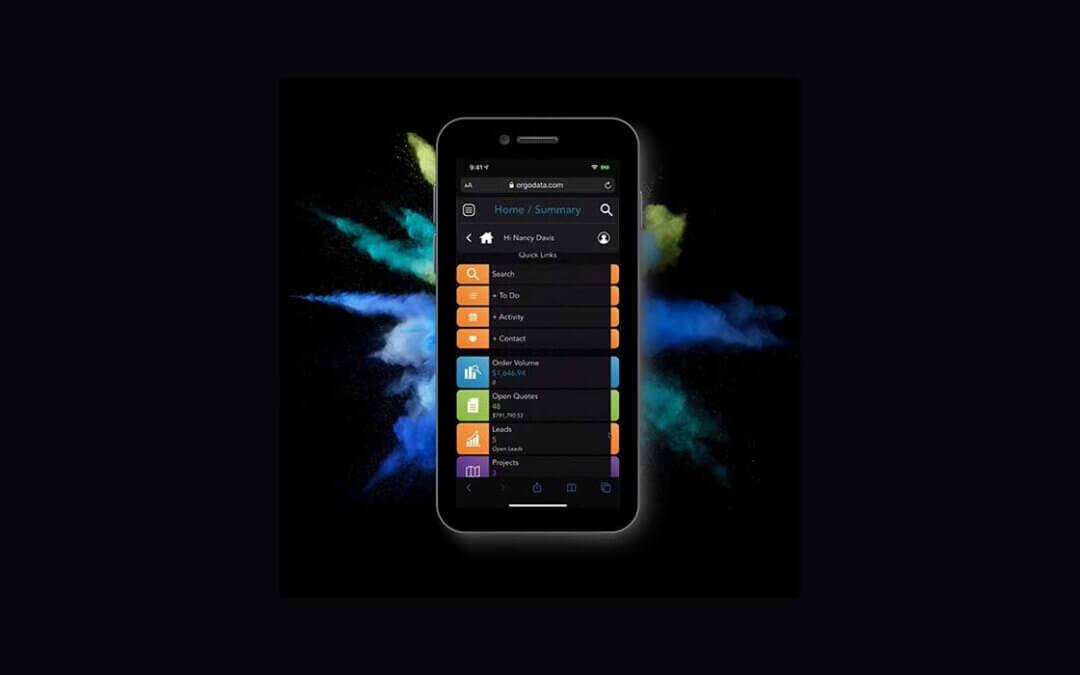 Orgo Mobile UX – Press Release